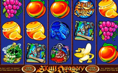 Skull Duggery Casino Slot – Pirates Ride