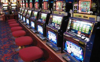 Slot Machines: The Start of Online Gambling