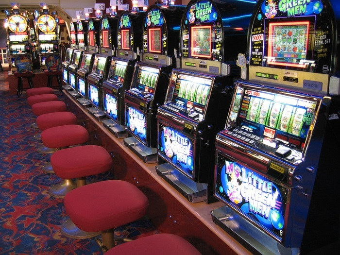 Slot Machines: The Start of Online Gambling