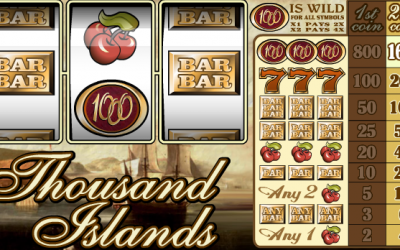 Thousand Island – An Island To Online casino