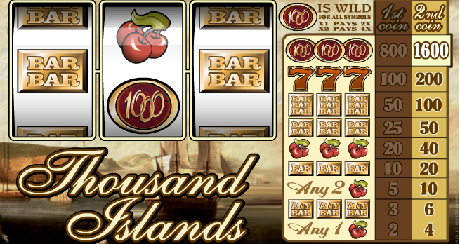 Thousand Island – An Island To Online casino